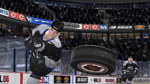 NHL 06 Screenshot 2