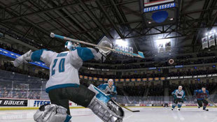 NHL 06 Screenshot 3