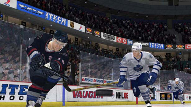 NHL 06 Screenshot 4