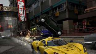 Burnout Revenge Screenshot 2
