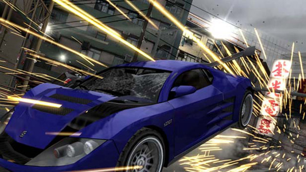 Burnout Revenge Screenshot 4