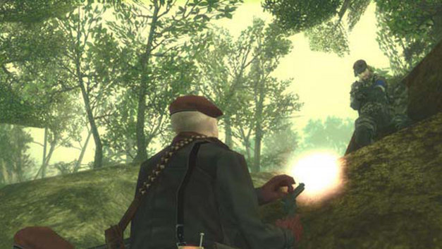 Metal Gear Solid 3: Subsistence Screenshot 1