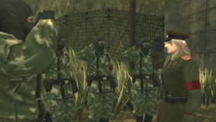 Metal Gear Solid 3: Subsistence Screenshot 3