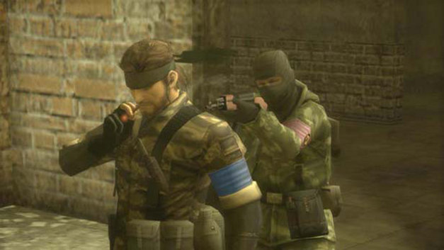 Metal Gear Solid 3: Subsistence Screenshot 4