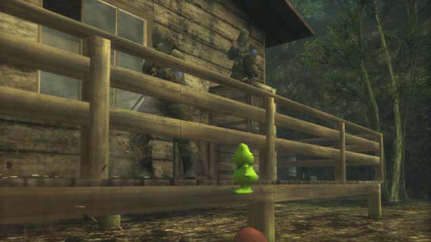 Metal Gear Solid 3: Subsistence Screenshot 7