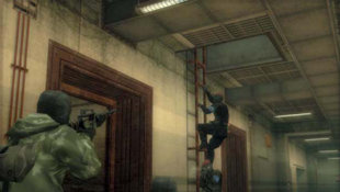 Metal Gear Solid 3: Subsistence Screenshot 8