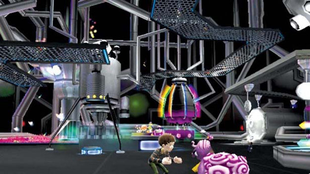 Charlie and the Chocolate Factory Screenshot 1