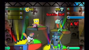 SpongeBob SquarePants: Lights, Camera, Pants! Screenshot 2