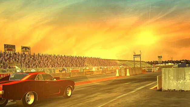 IHRA Drag Racing: Sportsman Edition Screenshot 1
