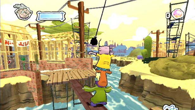 Ed, Edd n Eddy: The Mis-Edventures Screenshot 1