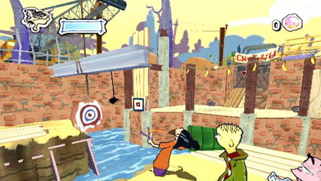 Ed, Edd n Eddy: The Mis-Edventures Screenshot 4