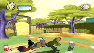 Ed, Edd n Eddy: The Mis-Edventures Screenshot 6