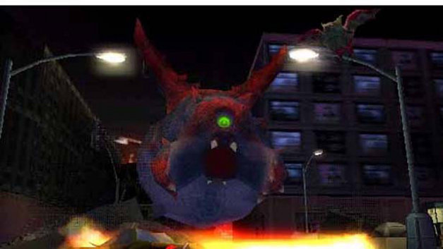 Shadow the Hedgehog Screenshot 1