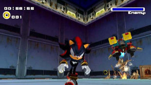 Shadow the Hedgehog Screenshot 3