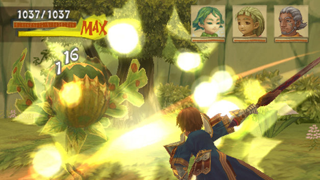 Radiata Stories Screenshot 1
