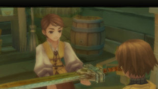 Radiata Stories Screenshot 3