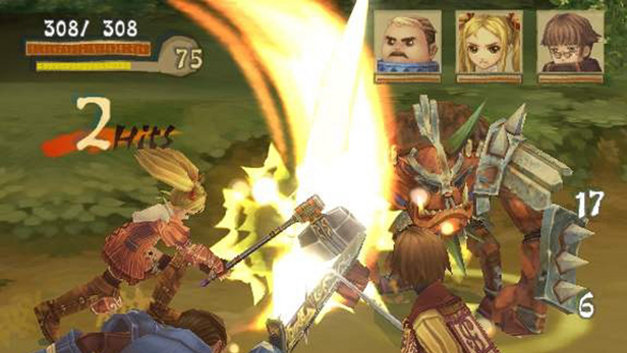 Radiata Stories Screenshot 7
