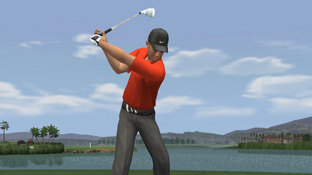 Tiger Woods PGA Tour 06 Screenshot 1