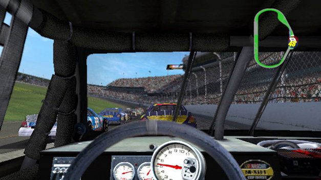NASCAR 06: Total Team Control Screenshot 1