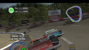 NASCAR 06: Total Team Control Screenshot 2
