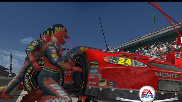 NASCAR 06: Total Team Control Screenshot 7