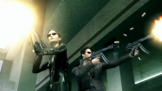 The Matrix: Path of Neo Screenshot 1