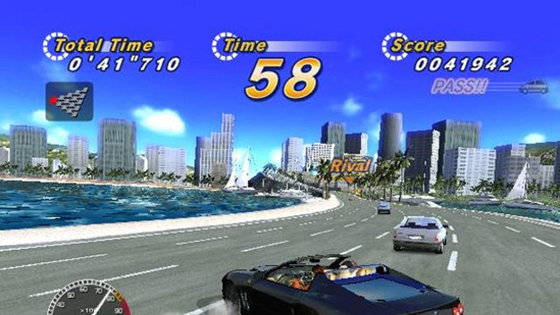 OutRun 2006: Coast 2 Coast Screenshot 4