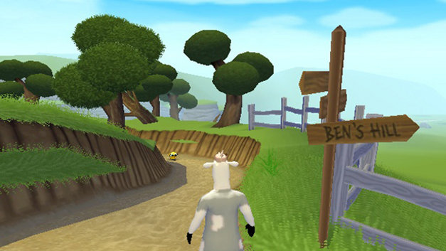 Barnyard Screenshot 1