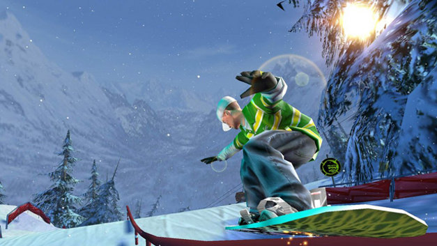 SSX™ on Tour Screenshot 1
