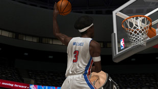 NBA Live 06 Screenshot 2