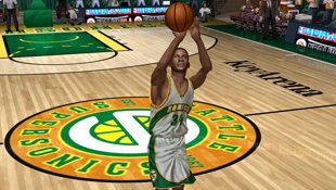 NBA Live 06 Screenshot 5