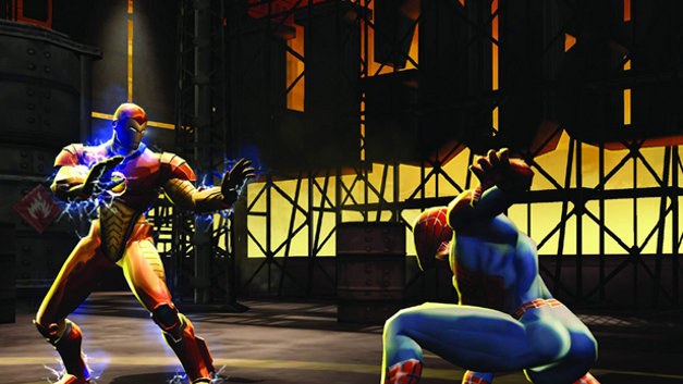 Marvel Nemesis: Rise of the Imperfects Screenshot 10