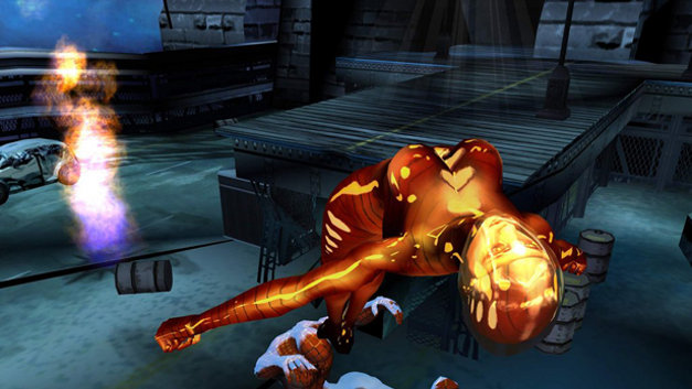 Marvel Nemesis: Rise of the Imperfects Screenshot 4