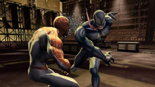 Marvel Nemesis: Rise of the Imperfects Screenshot 6