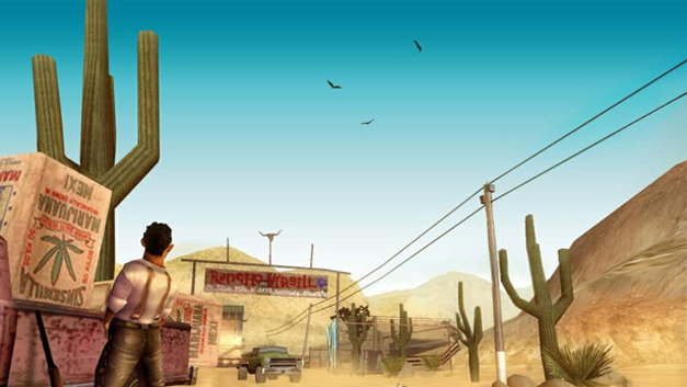Total Overdose: A Gunslinger's Tale in Mexico Screenshot 1