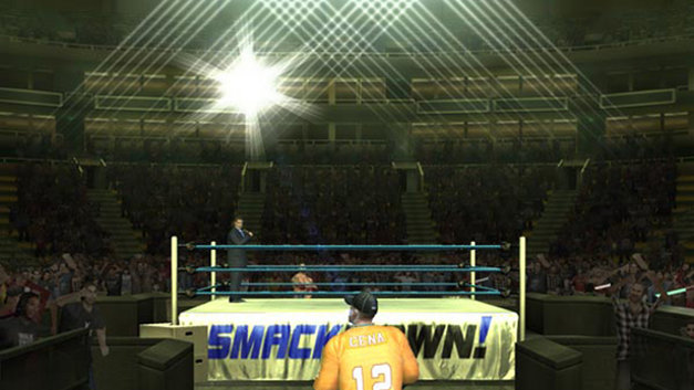 WWE SmackDown! vs. RAW 2006 Screenshot 1