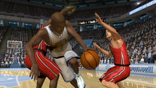 NCAA March Madness 06 Screenshot 9
