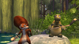 Over the Hedge™ Screenshot 6
