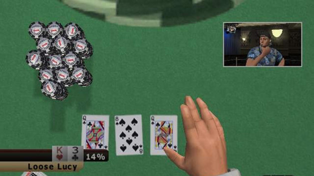 World Series of Poker Screenshot 4