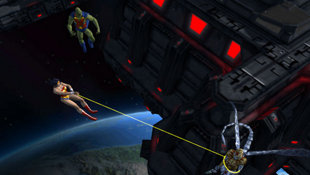 Justice League Heroes Screenshot 3