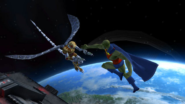 Justice League Heroes Screenshot 4