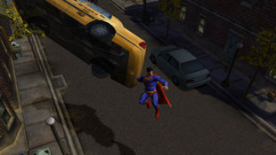 Justice League Heroes Screenshot 6