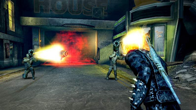 Ghost Rider Screenshot 4