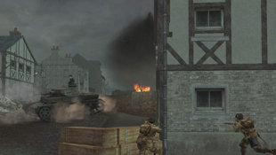 Brothers in Arms: Earned in Blood Screenshot 3