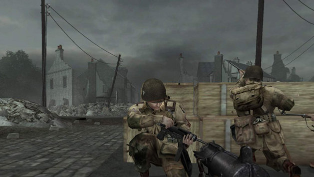 Brothers in Arms: Earned in Blood Screenshot 4