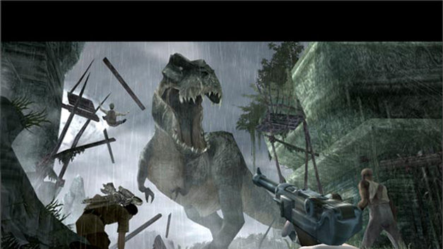 Peter Jackson's King Kong: The Official Game of the Movie Screenshot 1