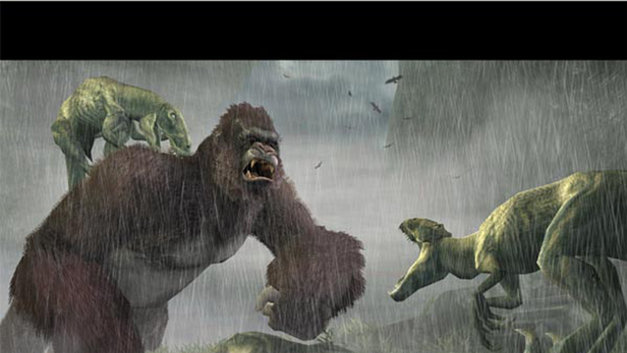 Peter Jackson's King Kong: The Official Game of the Movie Screenshot 4