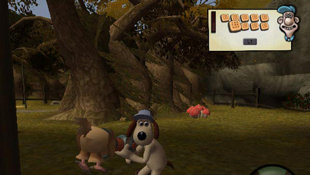Wallace & Gromit: Curse of the Were-Rabbit Screenshot 2