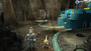 Wallace & Gromit: Curse of the Were-Rabbit Screenshot 3