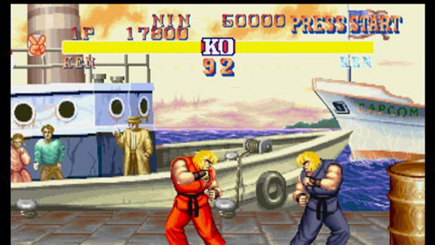 Capcom Classics Collection Vol 1 Screenshot 7